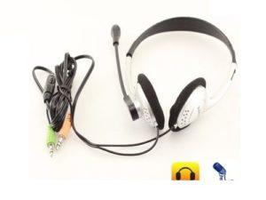 CUFFIA-STEREO-CON-MICROFONO-E-REGOLAZIONE-DEL-VOLUME-PER-PC-DVD-MP3-SKYPE-301333445610