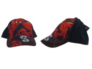 CAPPELLO-SPIDERMAN-BAMBINO-MARVEL-BLUE-NAVY-CAPPELLINO-BERRETTO-CAP-ORIGINALE-292052572721