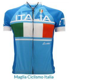 Maglia-Ciclismo-ITALIA-BICICLETTA-CICLISMO-MAGLIA-TECNICA-PER-CICLISTI-ITALIA-292131579801