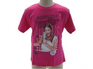 Maglia-T-shirt-Violetta-Disney-maglietta-bambine-ragazze-Violetta-abbigliamento-291054672231
