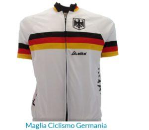 Maglia-Ciclismo-GERMANIA-BICICLETTA-CICLISMO-MAGLIA-TECNICA-PER-CICLISTI-GERMANY-292131585062
