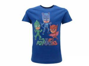 Maglia-Pjmasks-T-Shirt-Pjmasks-bluette-t-shirt-maglietta-bimbi-cartoons-Pjmasks-302271835832