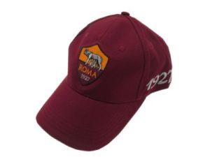 Cappello-Ufficiale-As-Roma-cappellino-roma-giallorossa-TG-unica-regolabile-291755510213