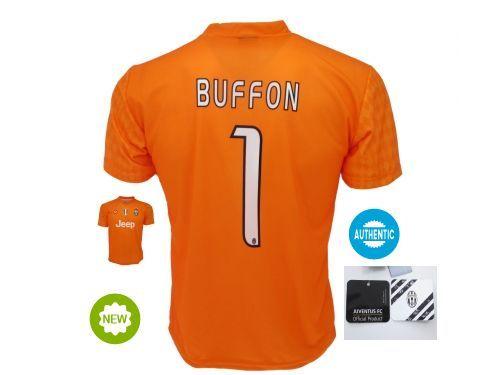 Maglietta-BUFFON-1-JUVENTUS-Calcio-Ufficiale-Juventus-2016-2017-bn-BUFFON-JUVE-301731670213