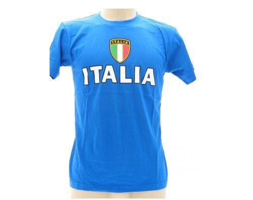 T-SHIRT-ITALIA-CON-TRICOLORE-GADGET-TURISMO-EVENTI-CALCIO-MAGLIA-ITALIA-TURISMO-301749524813
