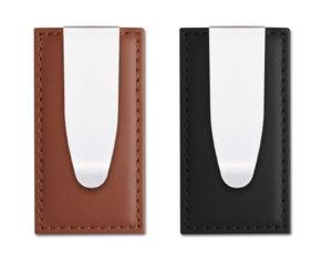 10-ferma-soldi-nero-gadget-classico-ferma-soldi-uomo-unisex-rivendita-290733303565
