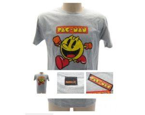 Abbigliamento-TSHIRT-PACMAN-ANNI-80-VINTAGE-UNISEX-PACMAN-TG-M-adulo-291350729615