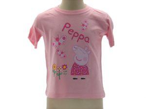Abbigliamento-Peppapig-maglietta-Peppapig-TShirt-Peppapig-Abbigliamento-Stock-300981054166