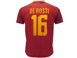 DE-ROSSI-MAGLIA-AS-ROMA-DE-ROSSI-UFFICIALE-DA-NEGOZIO-MAGLIA-ROMA-DDR-2018-NEW-291953325636