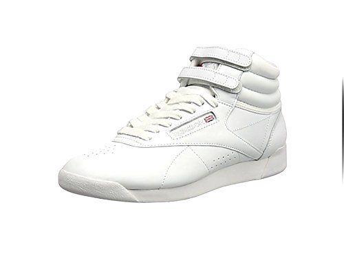 Reebok-bianca-alta-moda-scarpa-Donna-scarpa-da-doona-tg-375-scarpa-moda-donna-302386372086