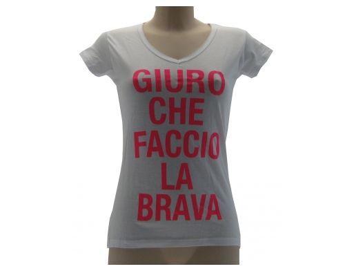 T-Shirt-Solo-Parole-Donna-Moda-Nuovi-Modelli-Formentera-2016-Solo-Parole-291723073766