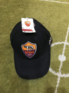 AS-ROMA-CAPPELLO-SCIARPA-BANDIERA-AS-ROMA-UFFICIALE-AS-ROMA-MAGICA-ROMA-291757976457