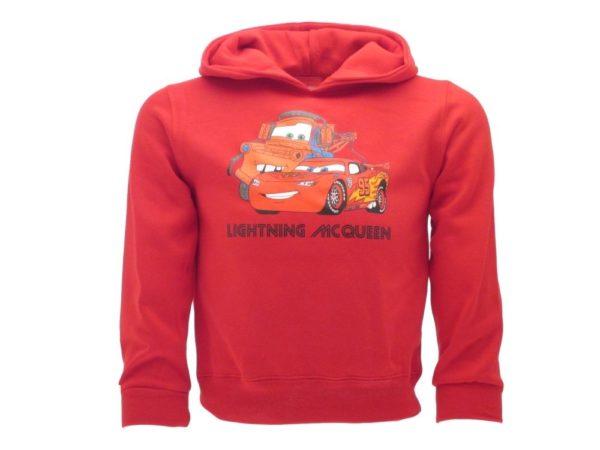 FELPA-DISNEY-CARS-BAMBINO-ROSSO-MAGLIA-ORIGINALE-NUOVO-292053152127