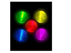 STOCK-100-PALLE-DI-GOMMA-LUMINOSE-PALLINE-LUMINOSE-PARTY-FESTE-BAMBINI-301907016657