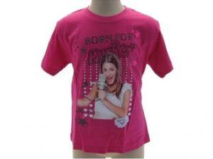 Violetta-Disney-music-Abbigliamento-Violetta-Disney-maglietta-TShirt-Violetta-291054677157