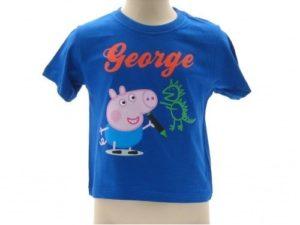 Abbigliamento-PeppaPig-George-maglia-George-dinosauro-PeppaPig-TShirt-george-291054903038