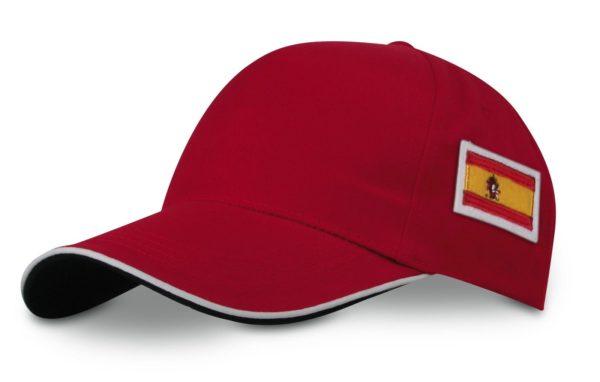 Stock-10-cappelli-bandiera-spagnola-Spagna-cappelli-souvenir-feste-eventi-gadget-291067334089