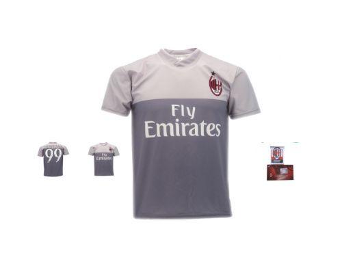 completo calcio AC Milan modello