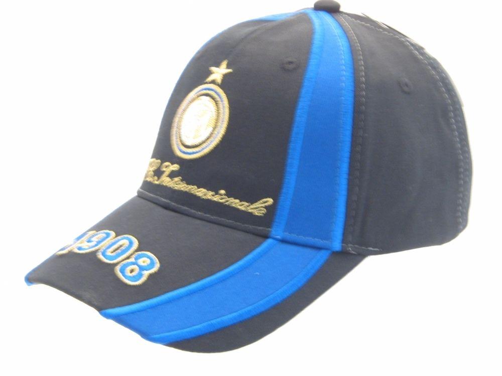CAPPELLO-UFFICIALE-FC-INTERNAZIONALE-UOMO-BAMBINO-CAPPELLINO-BERRETTO- d9e0937a4fb4