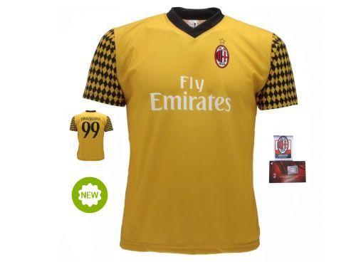 completo calcio AC Milan ufficiale