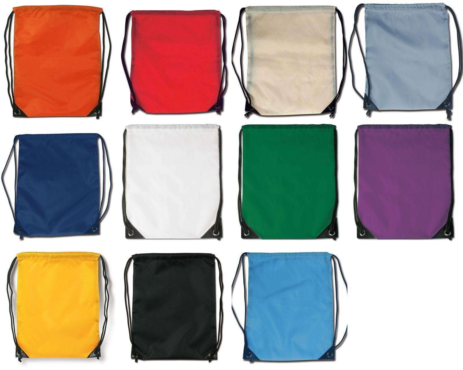 Sacca borsa in nylon 34x43cm porta scarpe per palestra piscina STOCK O  INGROSSO f9abcfc7984