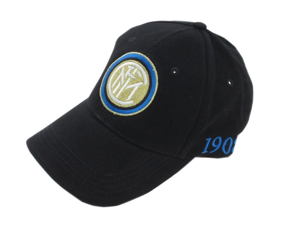 CAPPELLO UFFICIALE F.C INTERNAZIONALE INTER UOMO BAMBINO BERRETTO ... 48cb7387e591
